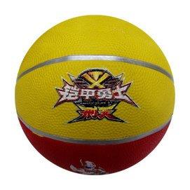 樂士 鎧甲勇士兒童籃球 橡膠 學生籃球 兒童玩耍 2號籃球 五隻裝