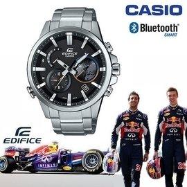 CASIO EQB~600D~1A~ EDIFICE藍芽智慧錶 Red Bull紅牛款~4