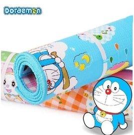 哆啦a夢寶寶爬行墊環保遊戲墊泡沫地墊嬰兒童加厚爬行毯 爬爬墊 兒童遊戲床 家居
