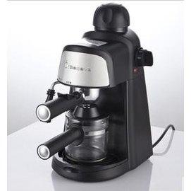 爆款 愛本立 CM6810家用全自動意式蒸汽咖啡機 蒸汽壓力打奶泡 咖啡壺義大利式辦公室白
