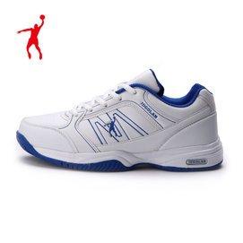 喬丹 格蘭 正品男網球鞋 保暖減震防滑耐磨男 訓練輕便網球鞋