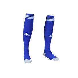 正品達斯 球員版足球襪 左右腳男長筒過膝足球襪子 藍色 20991 41~44