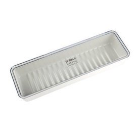 筷子盒 筷子筒 筷籠 帶蓋叉盒 瀝水透氣餐具盒 2146 白色
