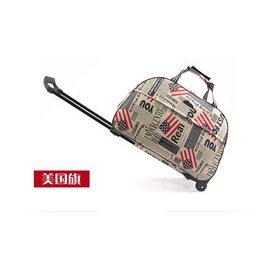 拉杆箱旅行箱包大小行李箱登機密碼皮箱子男女20寸24寸手提袋