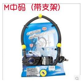 捷安特銷售臺灣立兆抗液壓剪鉗自行車防盜鎖折疊鎖、電動車鎖包郵