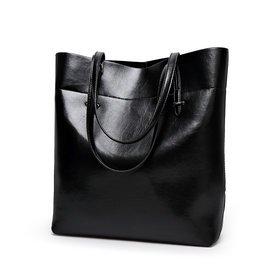 2016百搭 真皮女包單肩包手提包簡約女士大包包商務職業公文包