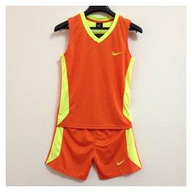 男童球衣兒童籃球服套裝青少年中大童男 背心短褲六一演出服