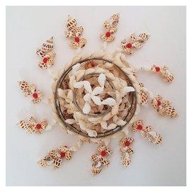 海螺貝殼 藝品小號風鈴掛件家居裝飾情人節兒童生日