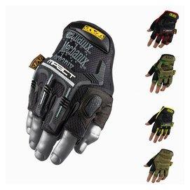 美國特種兵超級技師戰術手套~ 半指海豹戶外騎行