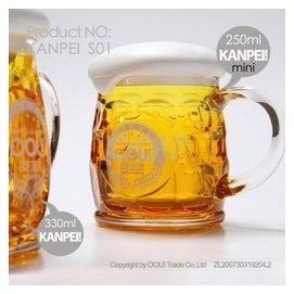 正品 快樂泡沫杯 情侶水杯 辦公室塑料杯子 啤杯