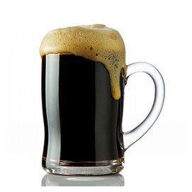 帶把玻璃杯無鉛水晶玻璃水杯啤杯扎啤杯泡茶耐高溫家用吧餐館