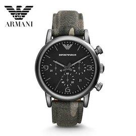 亞曼尼手錶Emporio Armani安普里奧·阿瑪尼手錶 男錶AR1815 AR1817