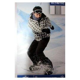 滑雪服男女 大童兒童滑雪褲滑雪衣套裝 登山服棉衣防寒服套裝