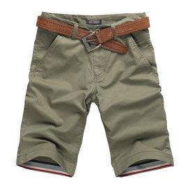 森馬沙灘褲男裝短褲青年男士薄款式潮夏褲純棉 褲衝浪