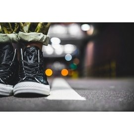 南◇2015 1月 Converse all star 羊年 圖騰 果凍底 限定金標 黑白皮革 黑金 鉚釘 高級小羊皮