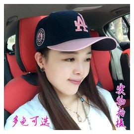 MLB棒球帽道奇隊 LA棒球帽NY鴨舌帽子 女潮男春夏戶外