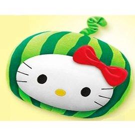 Hello Kitty 果漾西瓜 抱枕 ^( 麥當勞 玩具 另售 7~11 拉拉熊 全家