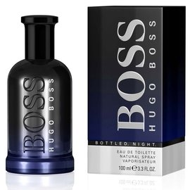 ~XNS~HUGO BOSS Bottled Night 夜自信 男性淡香水 100ml