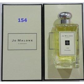 ~安安坊~ Jo Malone 香水 154香水 100ml 淡香水 ^(含外盒、緞帶