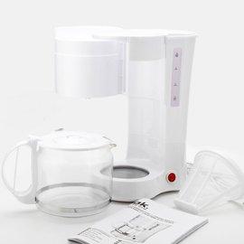 美式家用滴漏式全自動咖啡機可泡茶咖啡機僅支持220V電壓