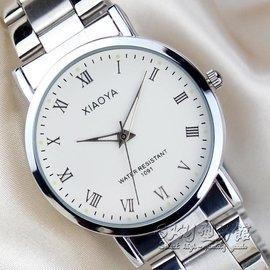 食尚 超薄石英手錶男士皮帶防水學生夜光情侶對錶女錶 鋼帶男錶igo