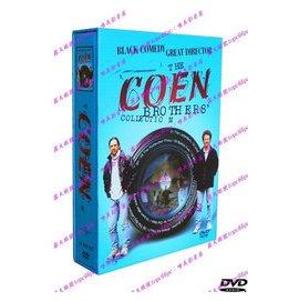 ╭~唯美影音~╯黑色喜劇大師~Coen Brothers科恩兄弟作品集~15DVD(5K版