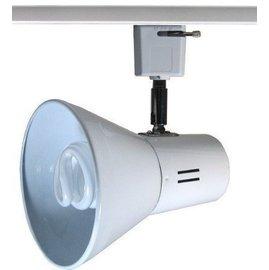 E27大喇叭軌道燈^~ 省電與珠寶燈泡^(白^)賠錢 ^~^~e27軌道燈 E27喇叭軌道