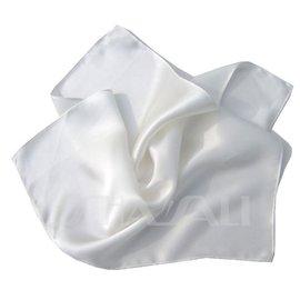 沙雅利桑蠶絲 化妝美容手巾汗巾 柔軟吸水手絹 女士環保真絲手帕