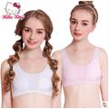 女大童內衣女童小背心純棉兒童發育期文胸kitty胸罩少女學生女孩