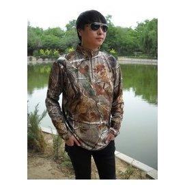 吉利服 仿生迷彩狩獵裝 長袖T恤 狩獵服