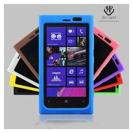 springhk 諾基亞920殼 lumia920保護套 lumia 920外殼  膠套