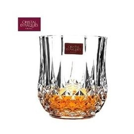 法國 CDA無鉛水晶古典玻璃杯威士忌酒杯透明水杯子大小號