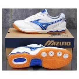 款 美津濃MIZUNO 76027 版乒乓球鞋男鞋女鞋 鞋跑步鞋