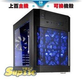 微星 H110 Celeron G3900 4G 120G SSD文書電腦 主機 AC6K