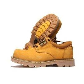 美國卡特CAT 英倫大頭鞋男真皮男士休閒鞋低幫工裝鞋大碼牛筋底皮鞋 男鞋子馬丁靴短靴工裝靴