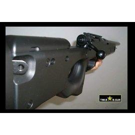 廠商展示品 ^~稀有T96狙擊槍獵槍T~96空氣槍長槍生存遊戲6MM BB彈玩具槍^(配戰