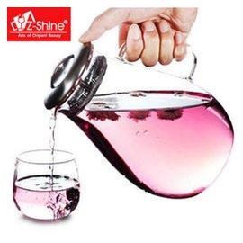 ~ 耐熱大號玻璃冷水壺水杯套裝涼水壺果汁壺啤壺