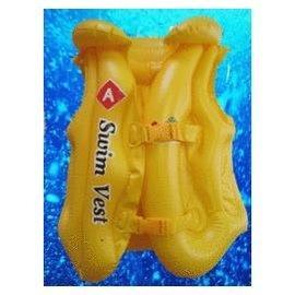 夏之戀 遊泳裝備 兒童救生衣遊泳圈 充氣式泳衣救生圈 大號