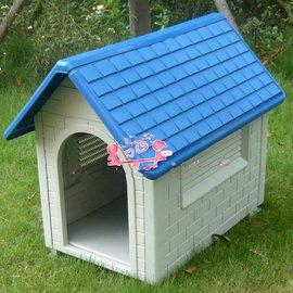 可拆洗戶外大號狗房子室外狗籠子犬舍塑料狗屋貓窩寵物狗窩寵物窩