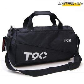 男女包手提水桶包圓桶單肩包斜 包健身球包 旅行書包包郵