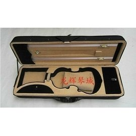好運來^~ 高檔小提琴盒 雙肩單肩 配濕度表 琴布 鎖 背帶 小提琴盒子正品