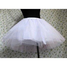 公主的裁縫lolita洋裝 公主蓬蓬裙 硬紗裙撐 襯裙