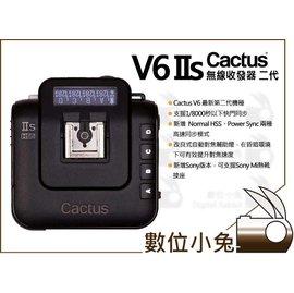 小兔~Cactus V6 II s Sony Mi熱靴 閃光燈無線收發器 單顆~觸發器