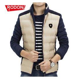 rodon男士秋鼕季男裝 外套 男修身棉夾克男 加厚jacket男