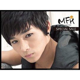 MFH韓國男生假髮^~ 多層次搖滾黑髮~S037002~自然黑 韓國髮型 男假髮 男生髮型