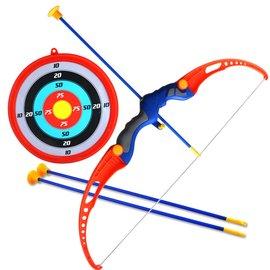 兒童安全弓箭吸盤射擊 健身仿真射箭