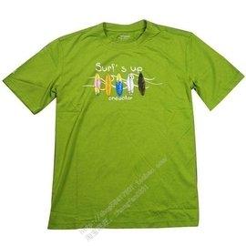 專櫃正品極地ONEPOLAR 男款圓領T恤 111122916^(衝浪板^)