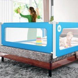 床圍欄兒童床護欄嬰兒四面圍欄兒童床擋1.8m^~2m四面套裝igo