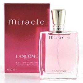 LANCOME Miracle 蘭蔻 真愛奇蹟 女性淡香精 50ml  100ML ~可