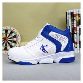 4代高幫情侶籃球鞋奧利奧5代男女 鞋學生慢跑單鞋